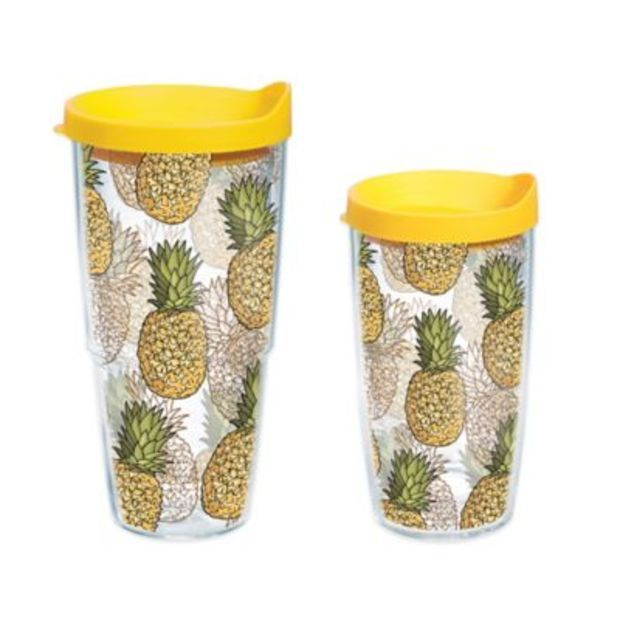 Tervis® Hawaiian Pineapple Collage Wrap Tumbler with Lid