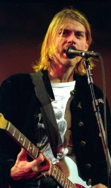 Kurt Cobain- always in my mind .I love you.
