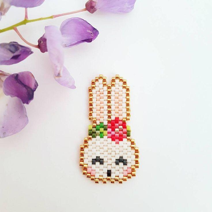 """329 Likes, 21 Comments - Lili (@lili_azalee) on Instagram: """"Joyeuses Pâques !!!! Ici c'est Lapinette qui nous a apporté des chocolats   je l aime beaucoup…"""""""