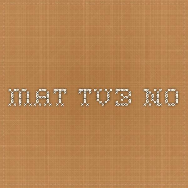 mat.tv3.no