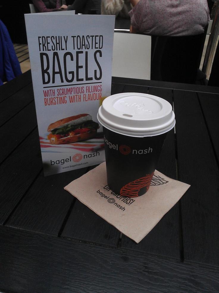 Bagel Nash - bagel yummyness