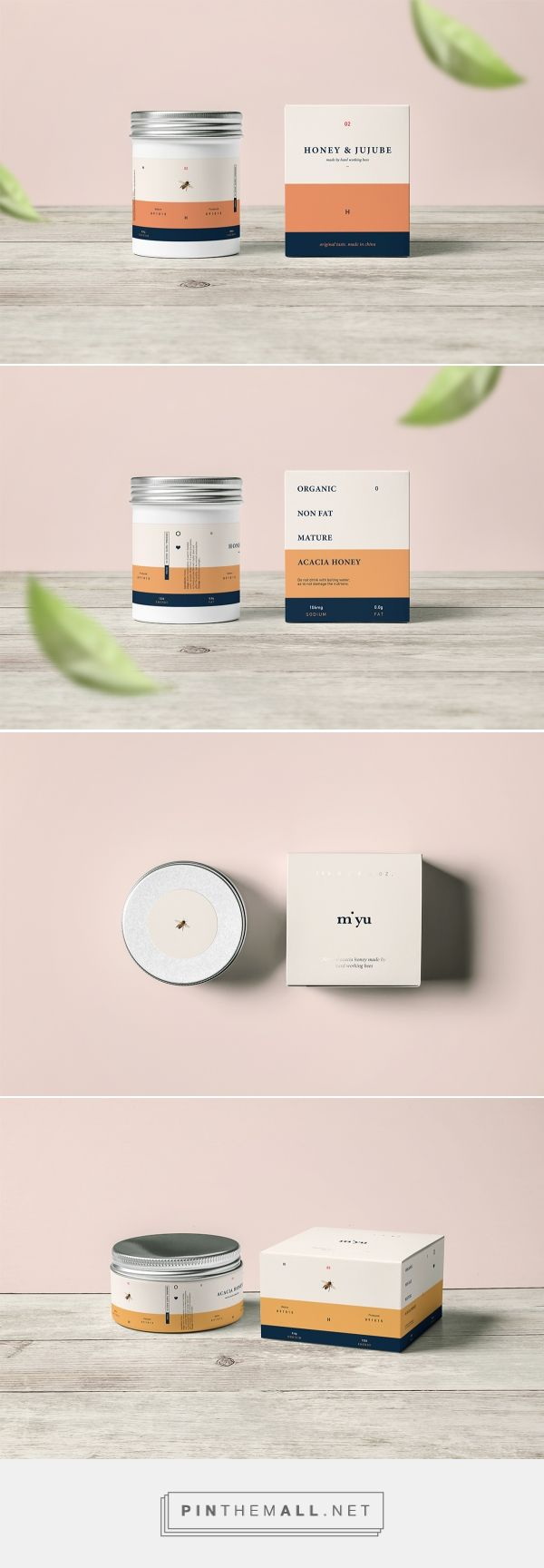 miyu on Behance by Tom Jüris Curated by Packaging Diva PD. A clever packaging concept we wish was real.