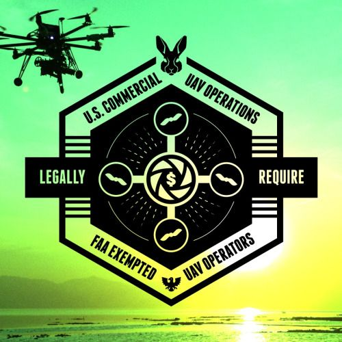 To legally fly drones for commercial purposes in the US you need to file for an FAA approved exemption!  #wildrabbit #wildrabbitaerial #droneoftheday #dronestagram #aerialvideo #aerialphotography #uav #faa #flight #sky #graphicdesign #art #design #color #multirotor #drone #rcheli #rc #cinematography #filmmaking #production #losangeles #safety #PSA #pilot
