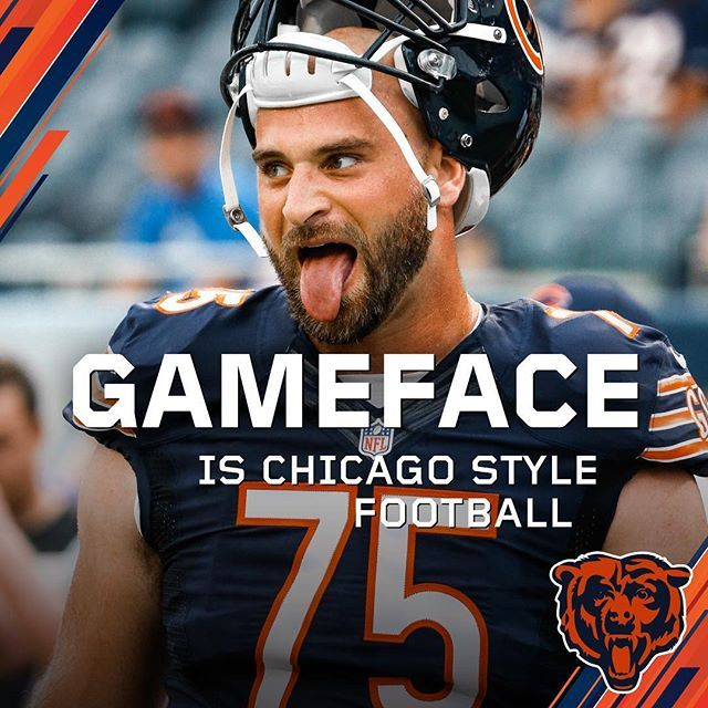 Is it our home opener yet? #MNF  Kyle Long 2016