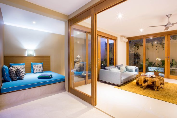 Living Area at The Grove Villas & Spa Bali.. include with a kitchen, garage and also private pool... Email: info@macavillas.com