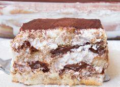 Il Tiramisu alla Nutella è un dolce delizioso, veloce e facilissimo da fare. E' preparato senza l'utilizzo di uova, ogni volta è sempre una grande successo!