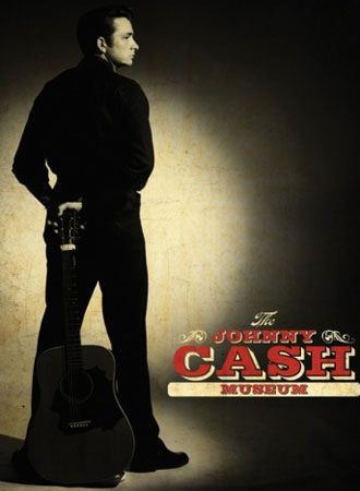 visit Johnny Cash museum in Nashville Tennessee... gotta put this on the list too