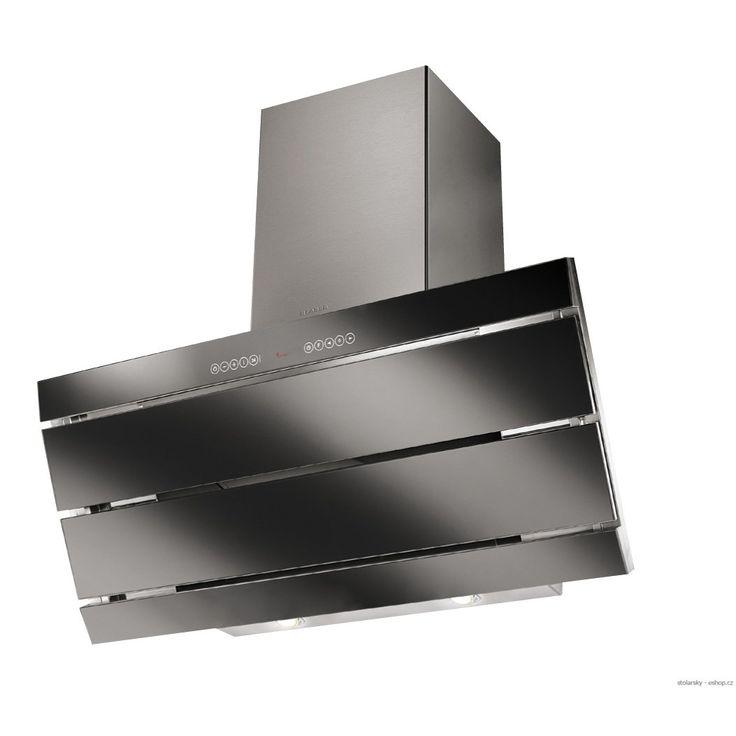 Faber Cappa ORIZZONTE PLUS 1100085497. DunstabzugshaubenSchwarze Küchen