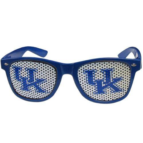 Kentucky Wildcats Game Day Retro Sunglasses