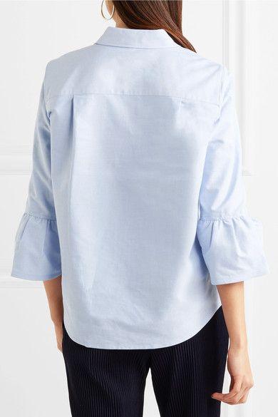 Marc Jacobs - Cotton Oxford Shirt - Blue