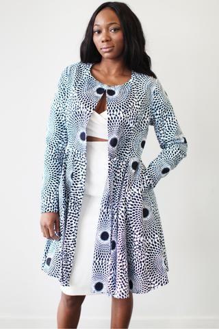 Shop Kuwala.co for the Nairobi Ankara Jacket (Nsu Bura) by Omi Woods