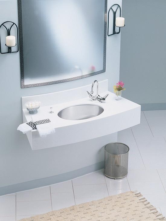 Best Undermount Bathroom Sink Design Ideas Remodel: 38 Best Vinyl Flooring Images On Pinterest