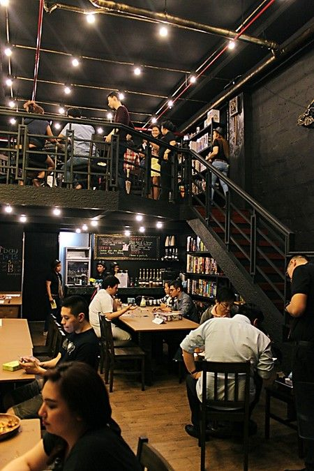 Dyce N Dyne: Eat and Play at this New Steampunk Themed Boardgame Bar and Cafe @ ClickTheCity.com Food & Drink