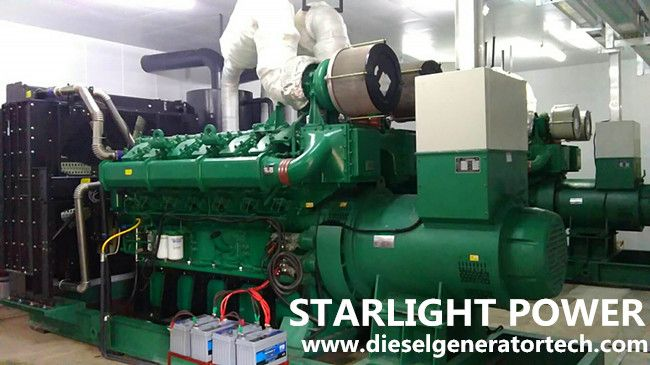 In Normal Operation The Noise Of Diesel Generator Set Is Mainly Exhaust Noise The Noise Of Diesel Generators Will Cause C Diesel Generators Generation Diesel