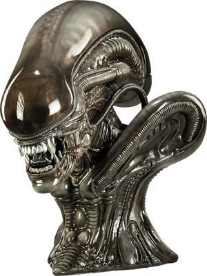 #Alien Big Chap Legendary Scale Bust - Midtown Comics