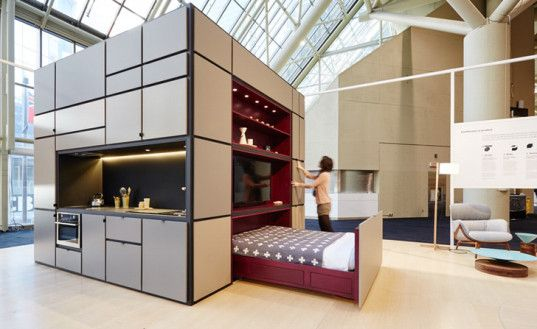 Plug-In All-in-One Modular Home Within a Home