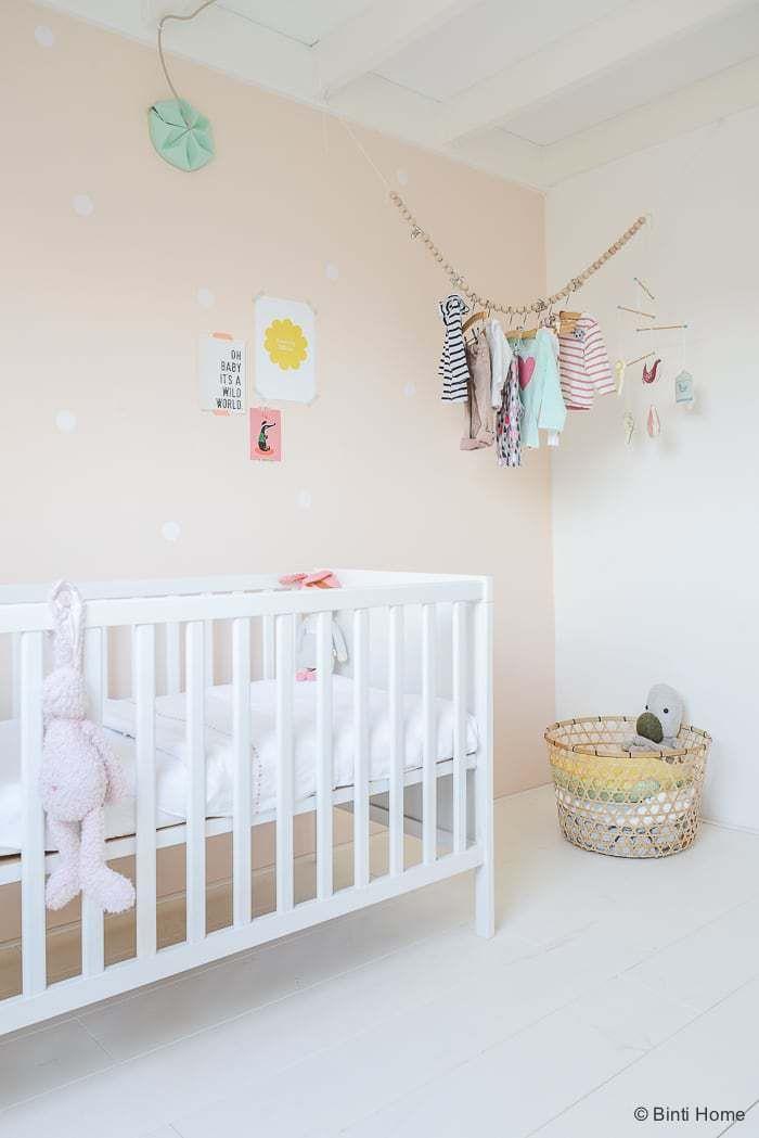 babykamer meisje - inspiratie & shop tips   déco & co : ambiances