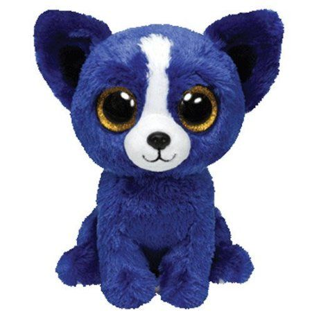 Amazon.com : Ty Beanie Boos T-Bone - Chihuahua (Ty Trade Show Exclusive) : Toys & Games