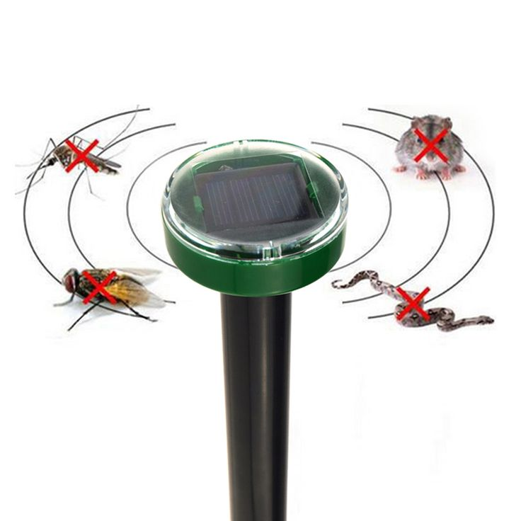 Hot Useful Mole Repellent Solar Power Eco-Friendly Ultrasonic Pest Reject Gopher Mole Snake Repellent MouseTrap Free Shipping #clothing,#shoes,#jewelry,#women,#men,#hats,#watches,#belts,#fashion,#style
