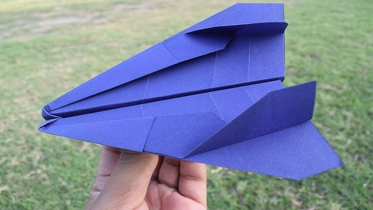 How to build best paper airplane glider - best paper airplane designs 2017 - 2018