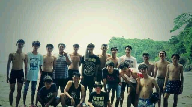 W/ SMA Labschool'14 Bandung
