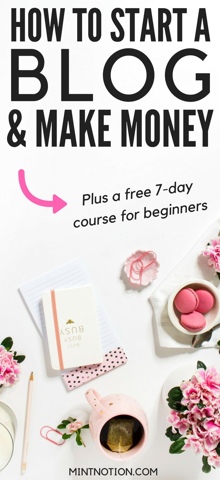 how to start a blog and make money pdf