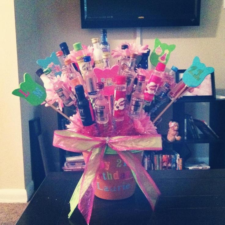 Cute 21st Birthday Gift
