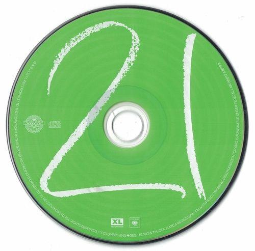 Adele 21 Album 2011 CD Professionally Cleaned