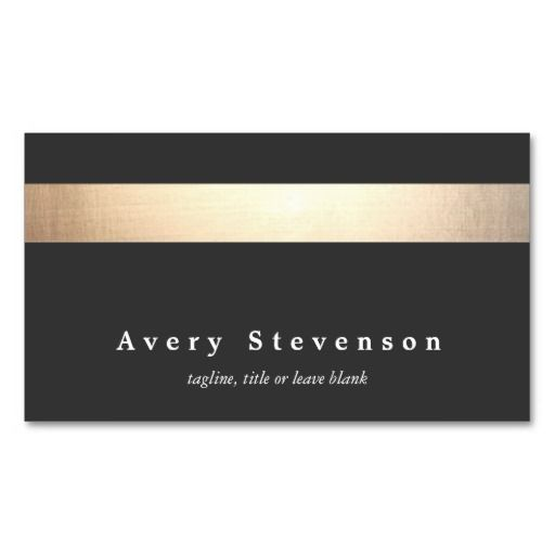 215 best design consultant business cards images on pinterest gold colored striped modern stylish black double sided standard business cards pack of 100 colourmoves