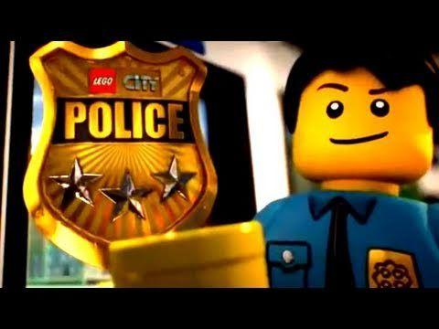 【Movie】LEGO City Cash Splash レゴシティ キャッシュスプラッシュ - 第1回