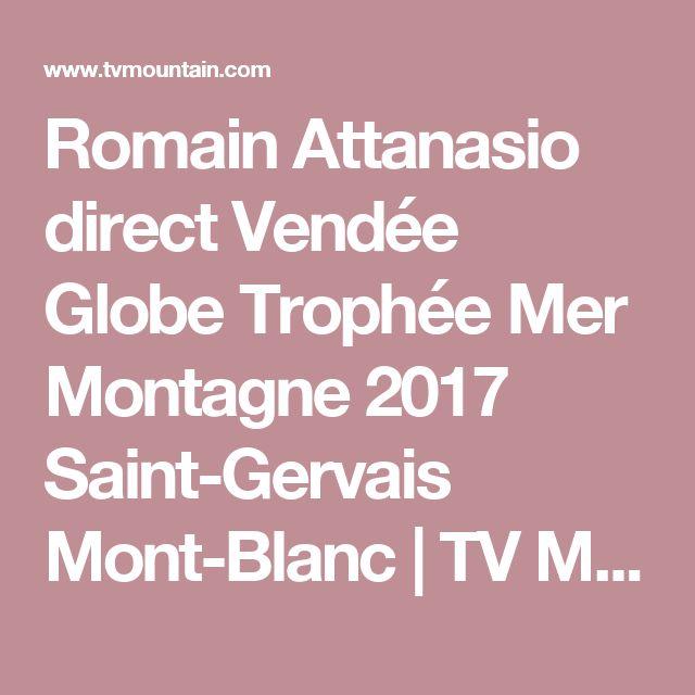 Février 2017, Trophée Mer Montagne, Saint-Gervais Mont-Blanc... Romain Attanasio en direct depuis le Vendée Globe 2016/2016 au Théatre Montjoie à Saint-Gervais Mont-Blanc... VIDEO: http://www.tvmountain.com/video/eau/11453-romain-attanasio-en-direct-du-vendee-globe-2016-2017-trophee-mer-montagne-saint-gervais-mont-blanc.html