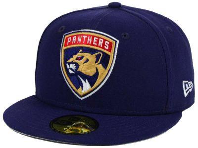 Florida Panthers New Era NHL Basic 59FIFTY Cap