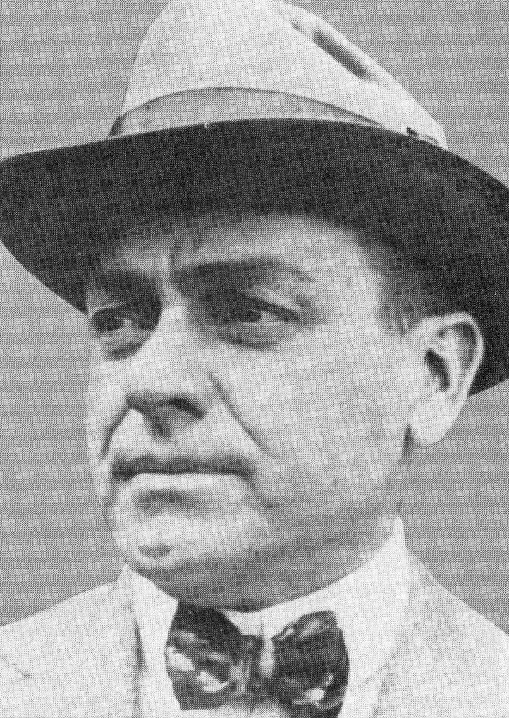 George Stallings, the Detroit Tigers very first manager. In 1899, when Detroit was in the Western League, they turned to Stallings.