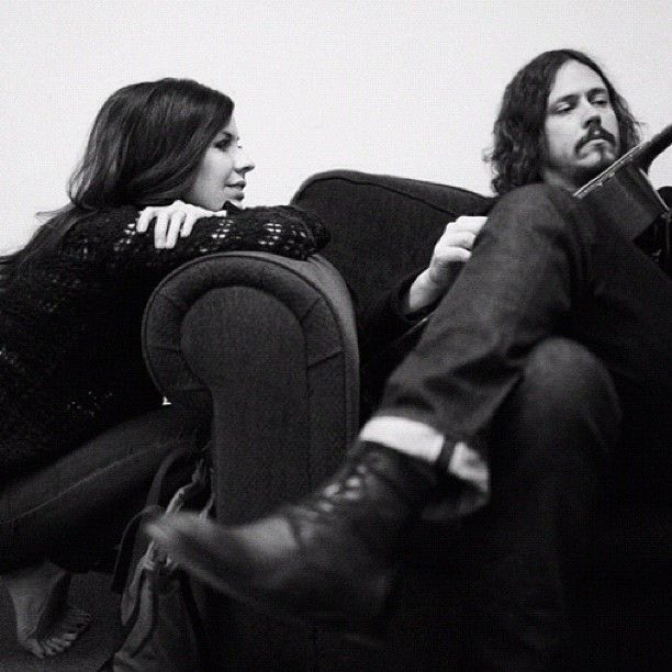 Civil Wars- Joy Williams and John Paul White...so amazing in concert as well!