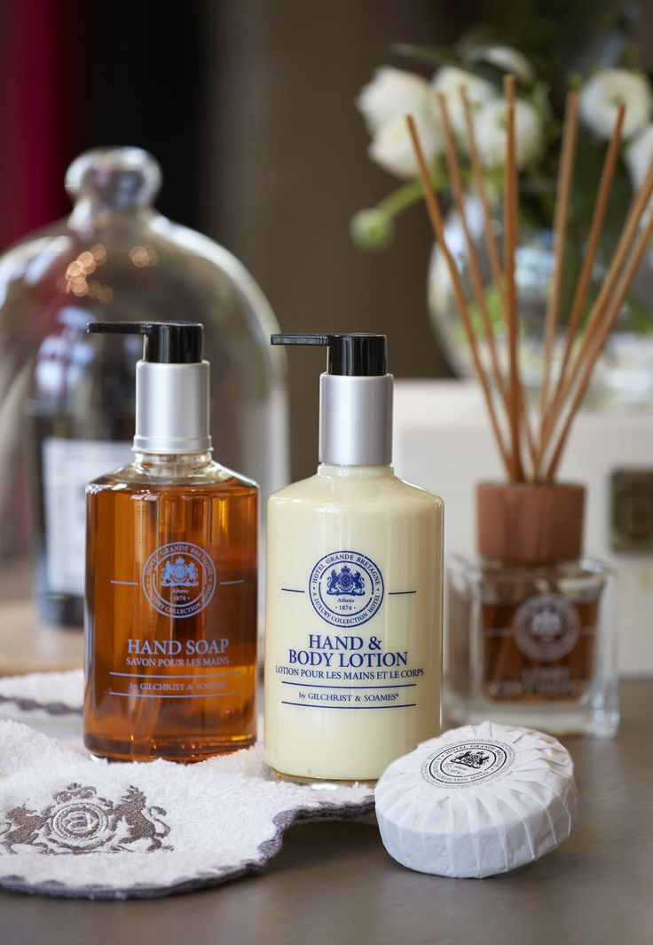 GB Hand Soap and GB Hand & Body Lotion. The combination of these everyday skin care products is a luxury that you owe yourself.