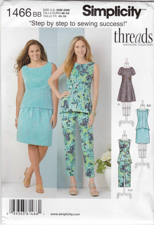 1061 best Kleider-Mustervorlagen images on Pinterest | Block dress ...