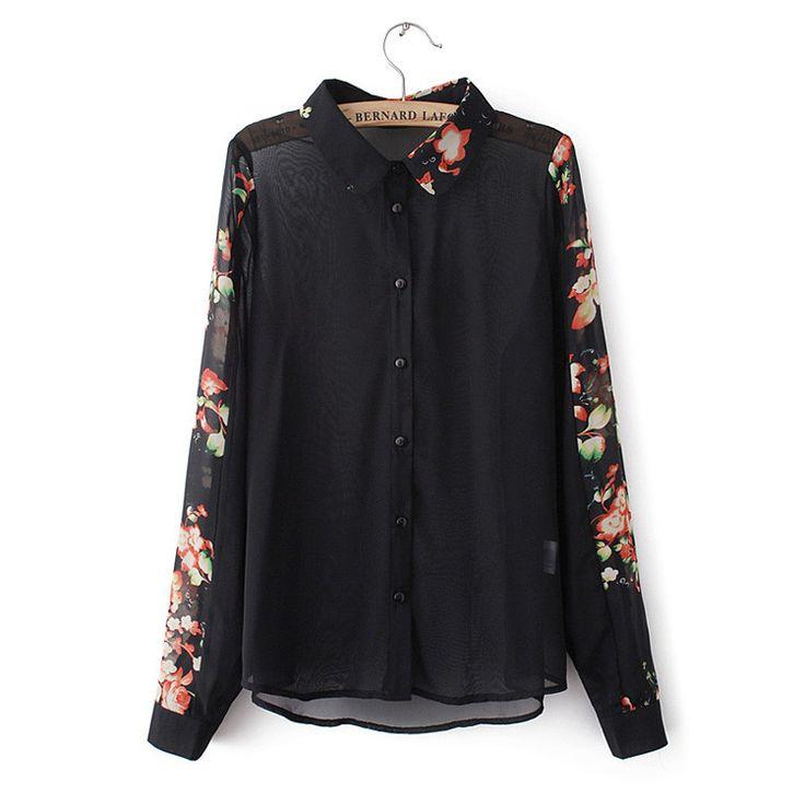 Long sleeved Casual Shirts