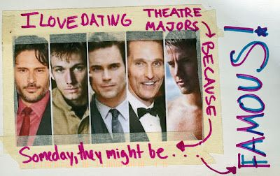 Post Secret: Postsecret Com, Postsecret Sunday, Post Secret, Postsecret Scrapbook, Postsecret Postcards, Postsecret Secrets, Dating Theatre, Popular Pin, Theatre Majors