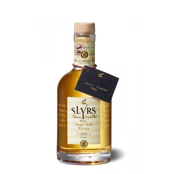 SLYRS Bavarian Single Malt Whisky 43%, 0,35 l