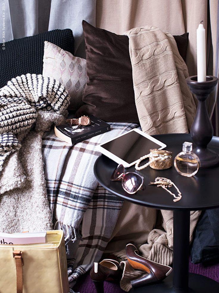 Trendspaning 2013: 1700-tal och modernt nomadliv | IKEA Livet Hemma – inspirerande inredning för hemmet