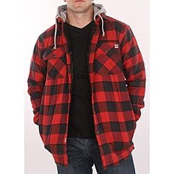 Shop for Farmall IH Men's Red Plaid Hooded Flannel Jacket. Get free delivery at Overstock.com - Your Online Men's Clothing Shop! Get 5% in rewards with Club O!