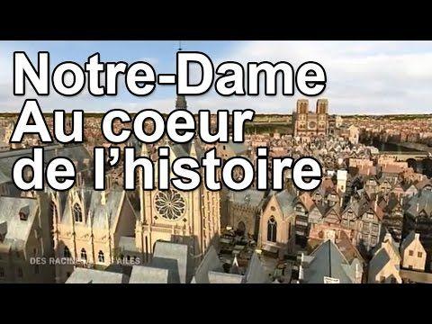 DRDA : Notre-Dame au coeur de l'Histoire
