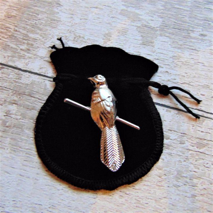 Silver Mockingbird Brooch Petyr Baelish GoT Little Finger Pin Unisex Gift NEW UK #Unbranded