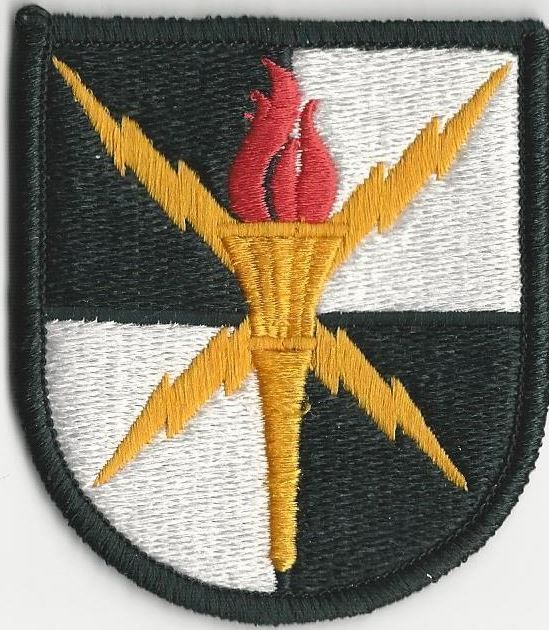 US ARMY CYBER SCHOOL SHOULDER PATCH NEW RELEASE FULL COLOR