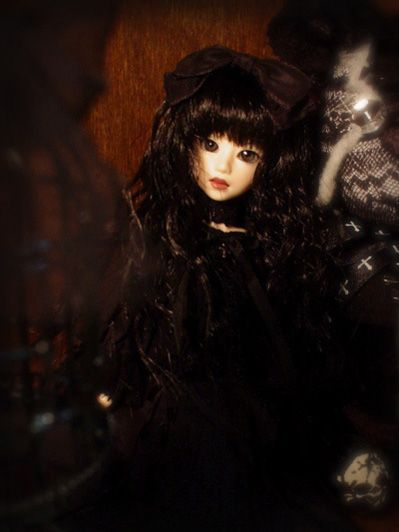 〓nano HARUKA Gothic ver.(6月入荷分)〓 | frickart dolly shop