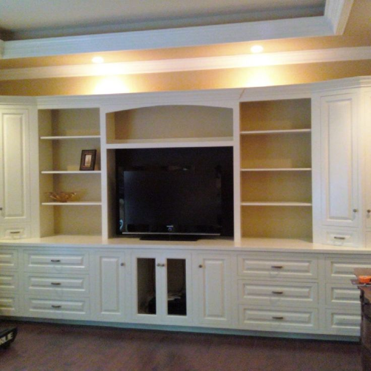 Wall Storage Units And Shelves Objects Tv Unit