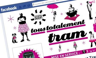 Tramway Dijon / page facebook Grand Dijon