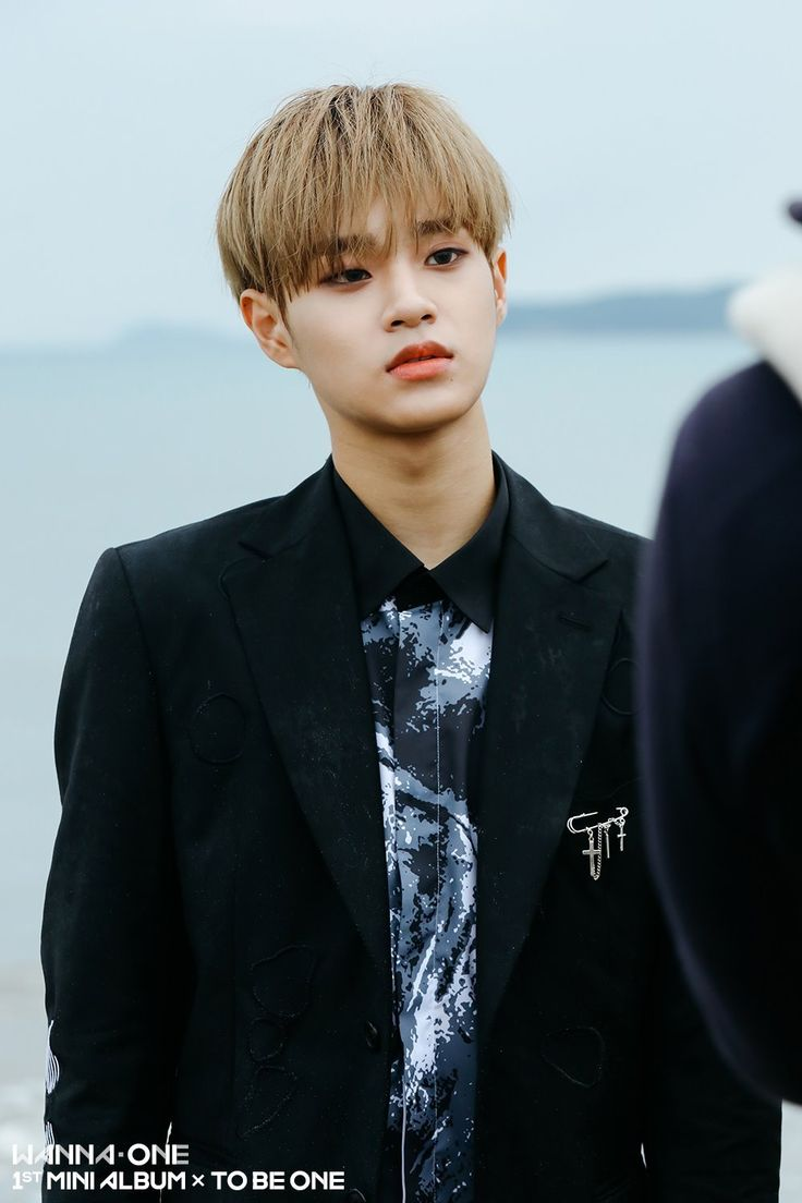 Daehwi - Wanna One | Burn it Up BTS Photos
