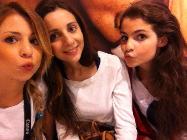 Enjoying The London Life #sisters