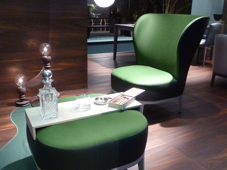 SCP Contracts at Cologne 2013 // Spring chair by Benhardt & Vella for Potocco